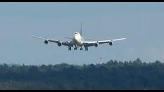 """""""United Parcel Service/UPS"""" Boeing 747-437F Landing at Cologne-Bonn"""