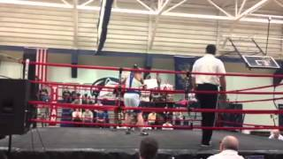 Betty Walker Boxing 2.2.12