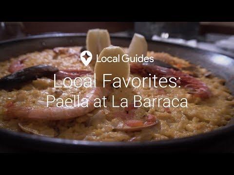 Tasting Seafood Paella in Madrid - Local Favorites