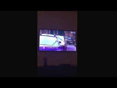 la guerre entre Uber et les taxis (Geneve)