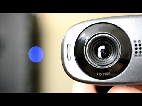 Logitech C310 HD Webcam Review