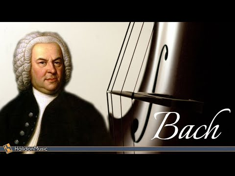the-best-of-bach---classical-baroque-music