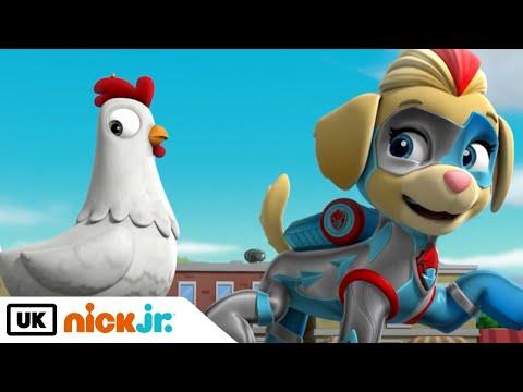PAW Patrol | Pups Save a Giant Chicken | Nick Jr. UK