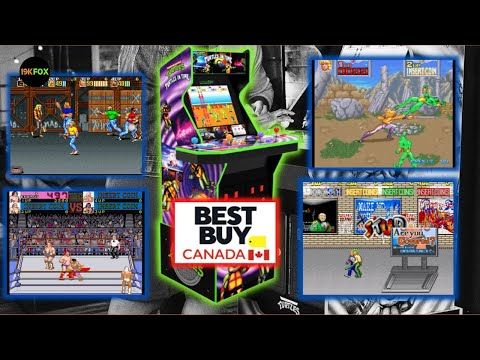 Arcade1up Turtles In Time Preorder Disaster!  Canada Gets 4 More Games!? from 19kfox