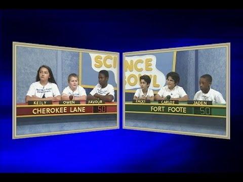 Science Bowl 2017-18: Cherokee Lane vs Fort Foote