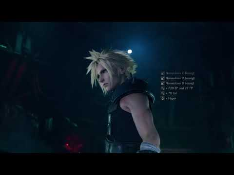 Final Fantasy VII Advent Children Trailer Tokyo Game Show 2007Kaynak: YouTube · Süre: 1 dakika48 saniye