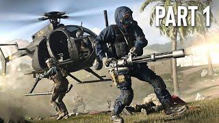 Call of Duty: Modern Warfare - Spec Ops Campaign Gameplay Walkthrough, Part 1! (COD MW Gameplay)