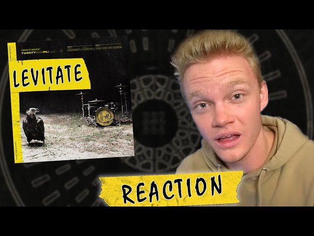 REACT: Levitate [Official Music Video] TWENTY ØNE PILØTS Trench Album