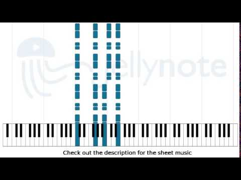 Piano without you piano chords : Lost Without U - Robin Thicke [Piano Sheet Music] - YouTube