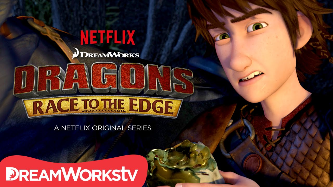 Salty Surprise  Dragons: Race To The Edge