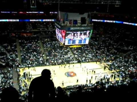 Charlotte Bobcats vs Chicago Bulls.AVI