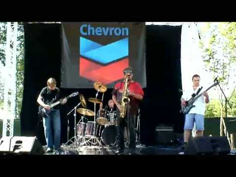 Jazz Fly - Rezonans at Fusion Festival - part 1
