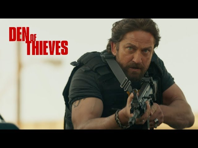 Den of Thieves | Trailer Announcement | Own It Now on Digital HD, Blu-Ray & DVD