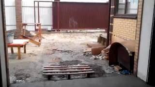 видео Укладка пеноплекса на пол