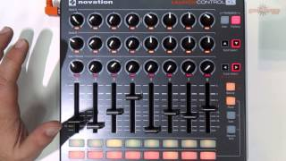 Exclusive Gear4music video for the new launch Novation LCXL! Discov...