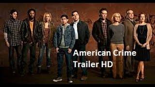 American Crime TV Show Trailer