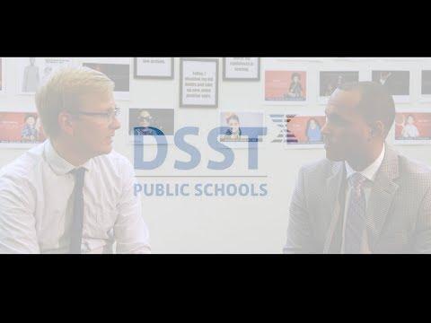 Fluent Hustle X DSST Green Valley Ranch High School Internship Showcase