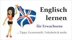 Englisch Lernen ☆ sich Gedanken machen