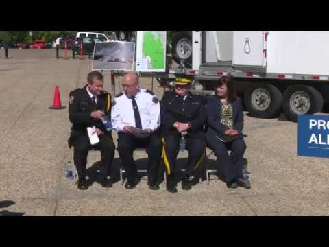 Alberta Launches New System To Connect First Responders - June 23 At 10am