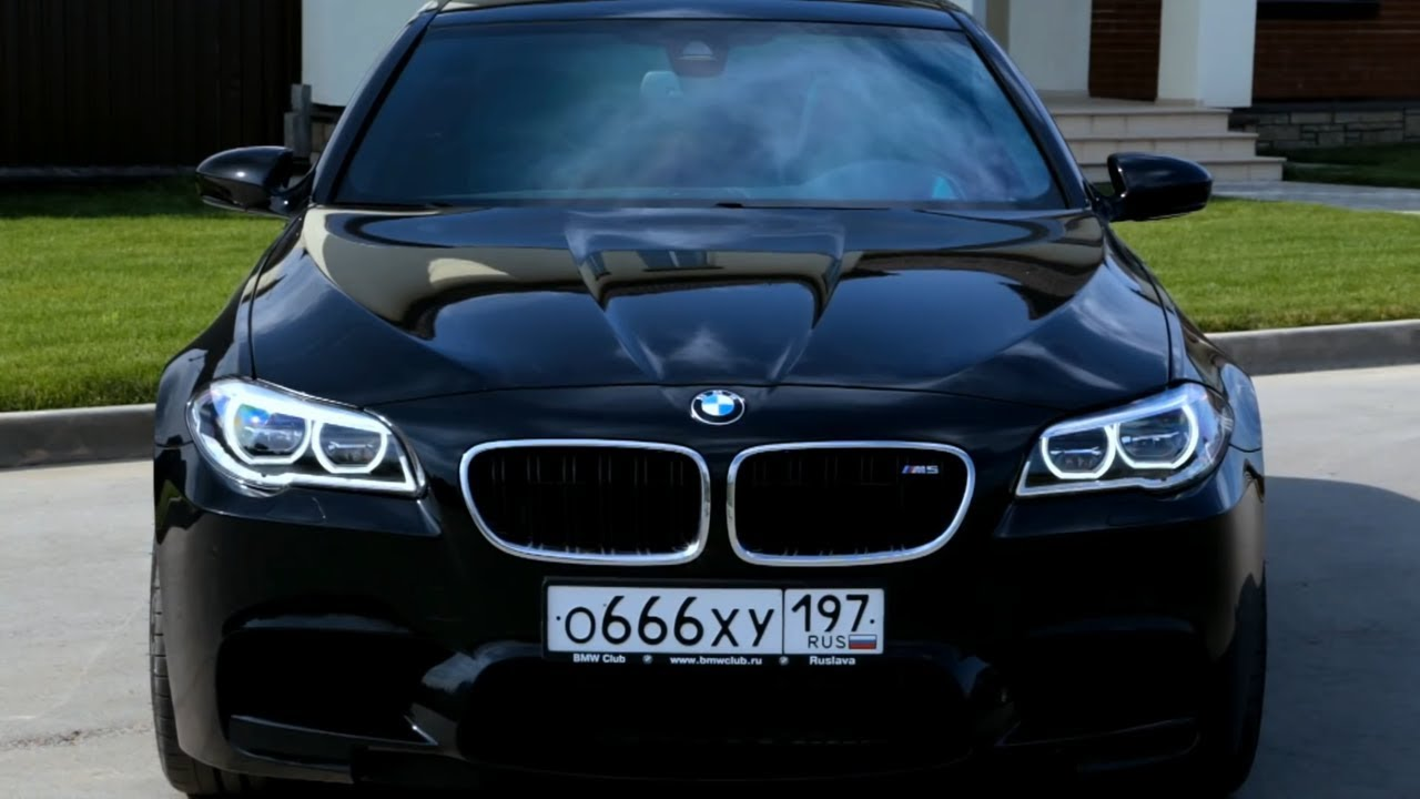 TEST DRIVE BMW M5 F10 | auto | show | тест драйв - YouTube