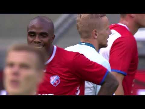 Samenvatting FC Utrecht  -  Zenit Sint Petersburg 1-0 2017