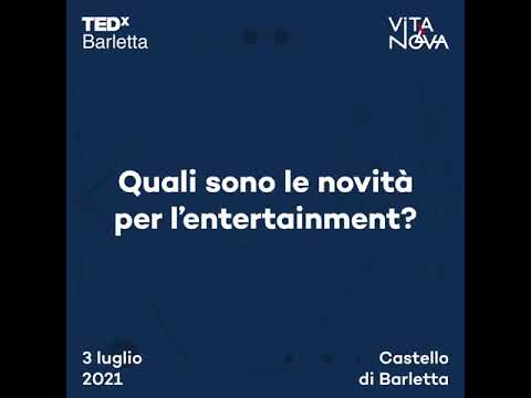 TEDxBarletta 2021 - Il Corner Speaker