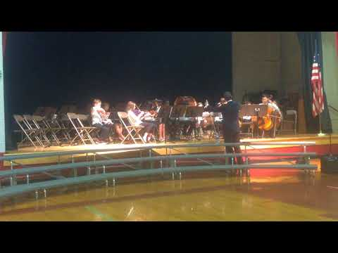 Brooklake School Advanced String Ensemble