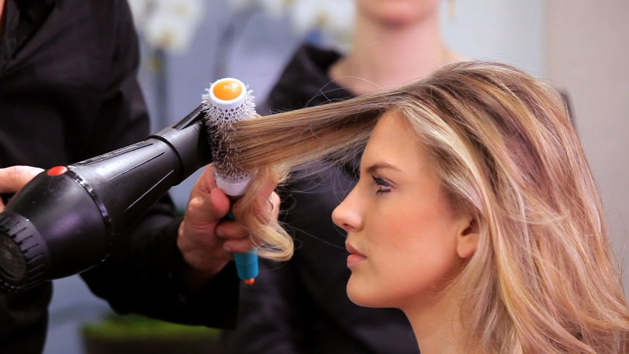 7 Blow Drying Tips | Long Hairstyles - YouTube