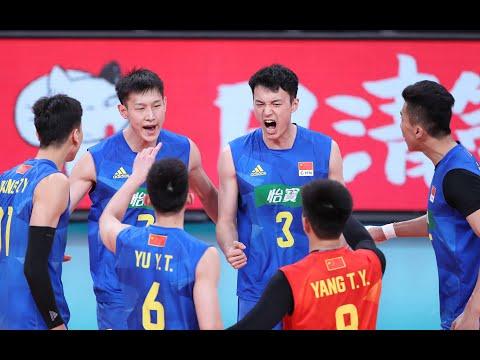 China vs. Japan  2021 Tokyo Men Challenge Cup Game 2