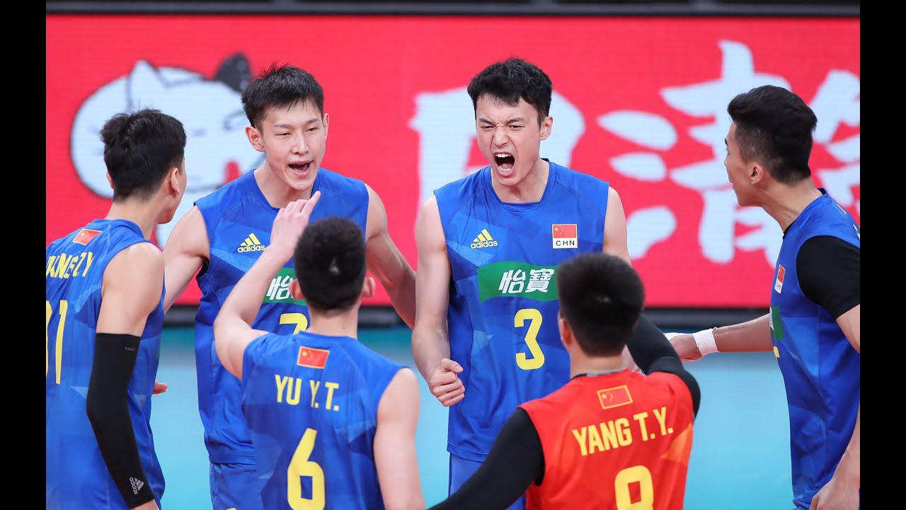 Download China vs. Japan  2021 Tokyo Men Volleyball Challenge Cup Game 2