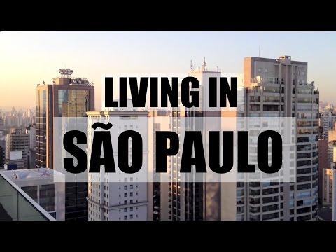 My life in São Paulo, Brazil | Minha vida em São Paulo, Brasil