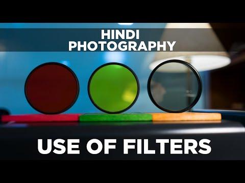 DSLR Camera Lens Filters for better photography | DSLR Hindi Photography | Episode 15