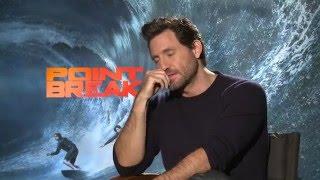 """Point Break: Edgar Ramirez """"Bodhi"""" Official Movie Interview"""