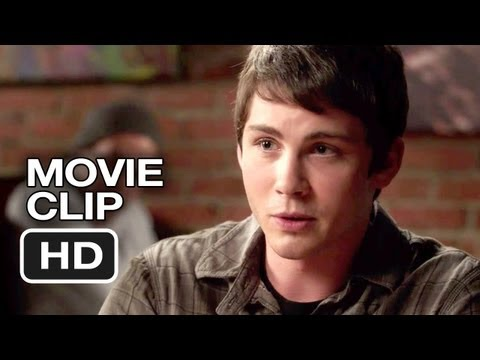 Stuck in Love CLIP - What's Your Favorite Book? (2013) - Kristen Bell Movie HD