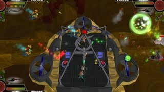 CGRundertow ROCKETMEN: AXIS OF EVIL for Xbox 360 Video Game Review