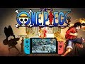 ONE PIECE DÉBARQUE SUR SWITCH ! | ONE PIECE PIRATE WARRIORS 3 DELUXE EDITION !