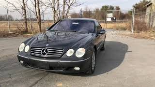 2001 Mercedes-Benz CL600 For S…