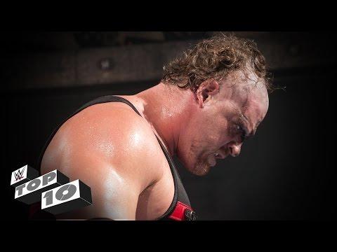 Incredible Unmaskings: WWE Top 10