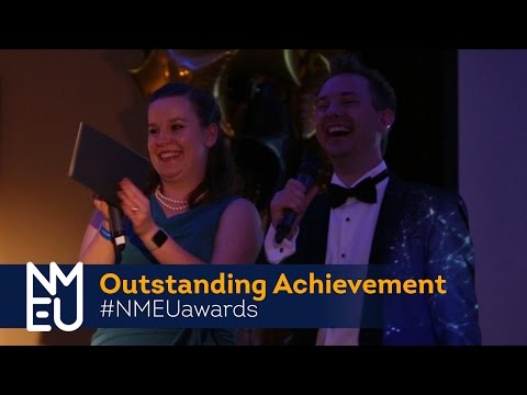 New Media Europe: Outstanding Achievement