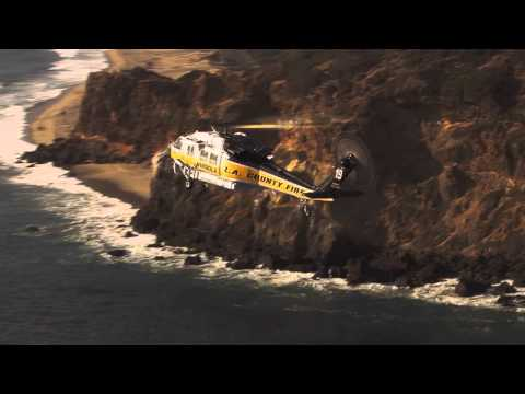 County of Los Angeles Fire Department Receives Sikorsky Rescue Award