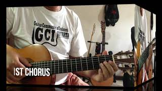 Tutorial Gitar Lagu Keane 'Everybody's Changing'