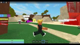 Kevin Plays Dragon Ball Z On Roblox By Kevin