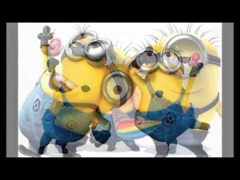 Boogie Fever Minions