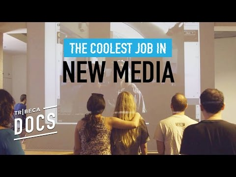 Discover The Coolest Job in New Media (that no one knows about)