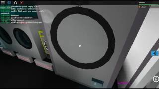 ROBLOX: Washing Machine UltraHigh 2000 RPM Spin!