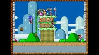 Mario VS Sonic the lost ending