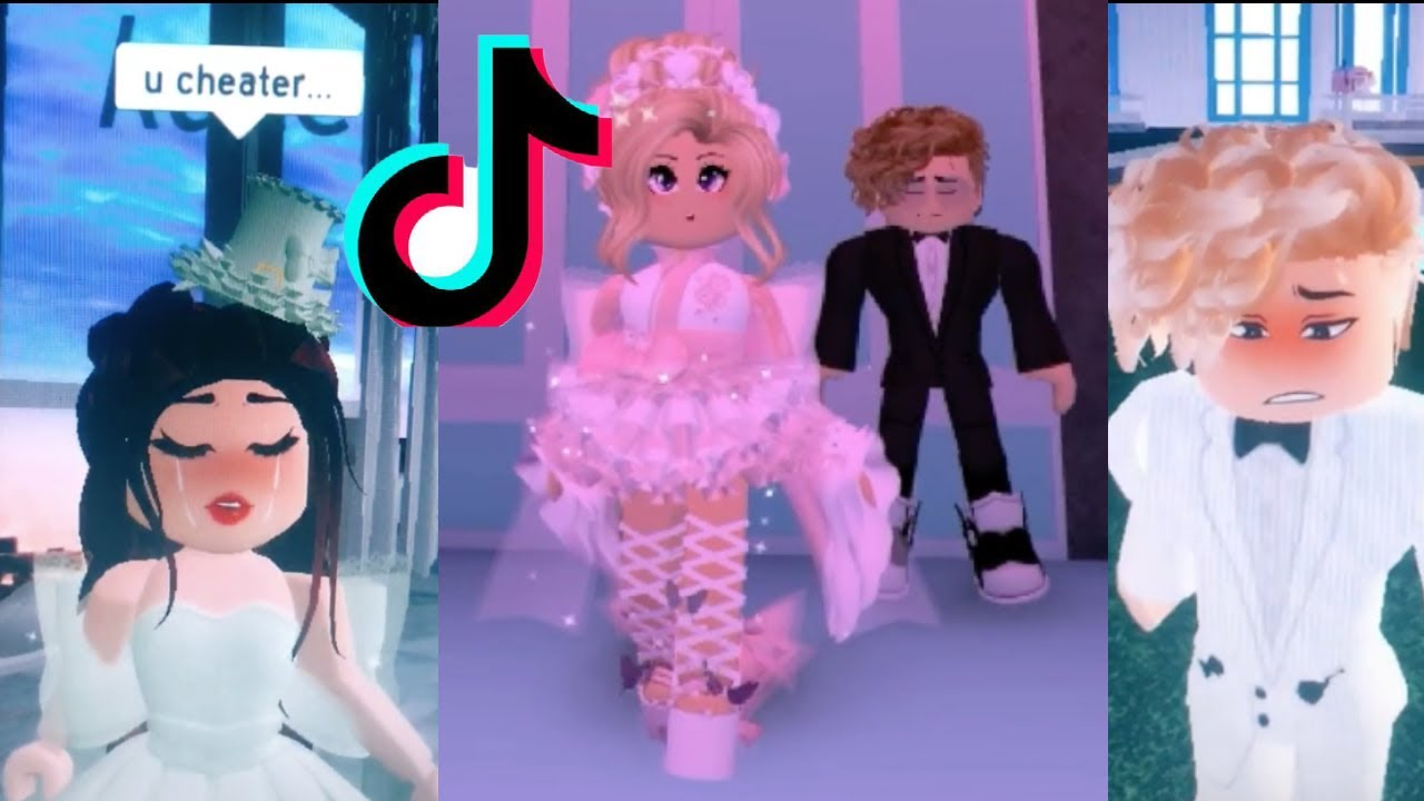 Royale High Tiktok Compilation 2 Roblox Youtube Roblox Baby Alive Dolls Voice Acting