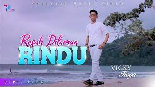 Download RESAH DILAMUN RINDU - VICKY KOGA [Official Music Video]