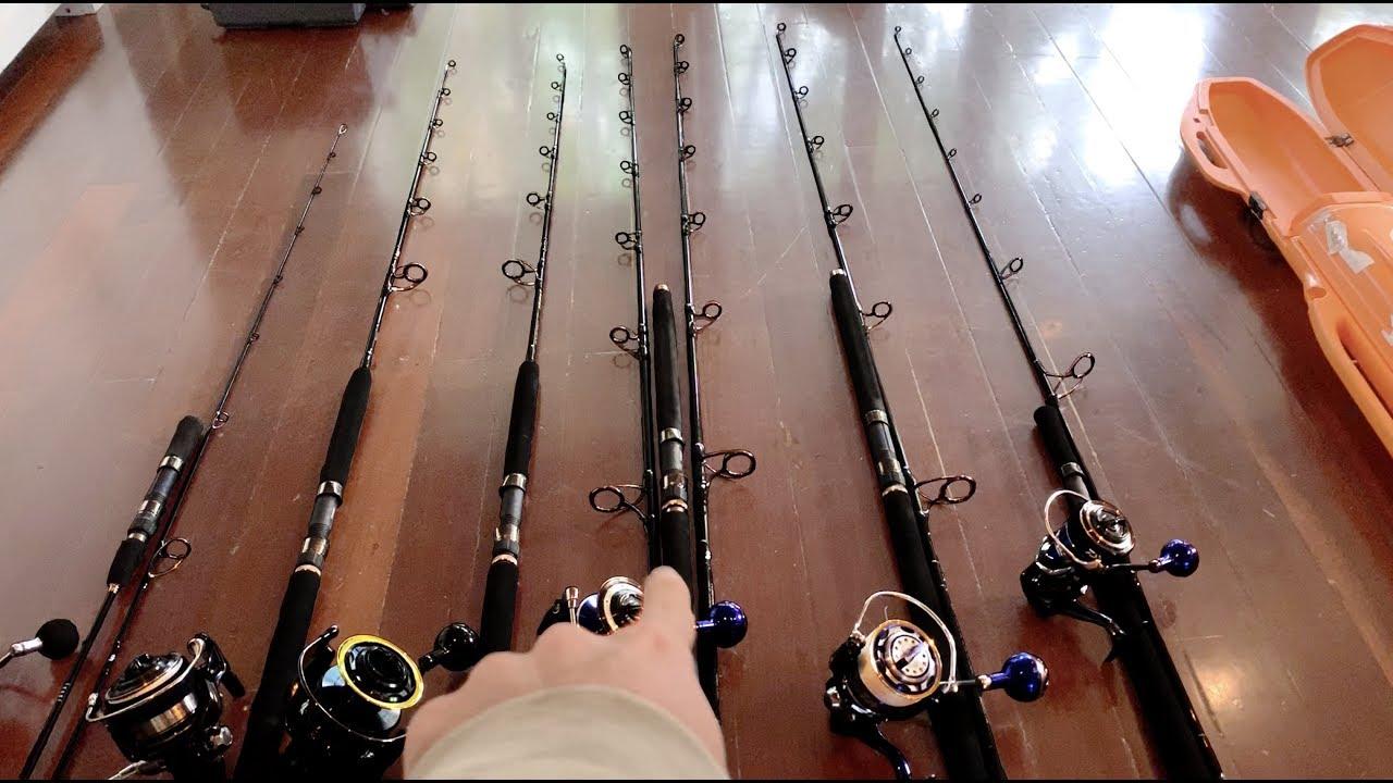 Berberapa Persiapan Sebelum Pergi Memancing Ikan