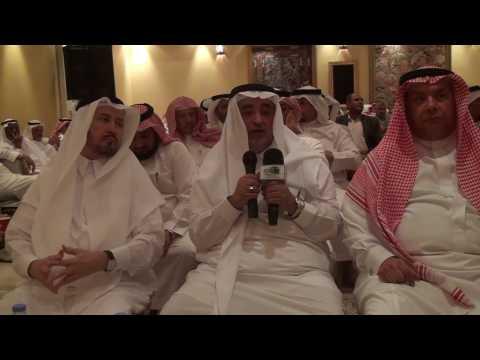 باشراحيل يهاجم الصحافة الورقية ويكرم صحيفة مكة الإلكترونية في منتداه الثقافي ـ الجزء الثالث
